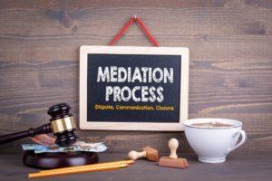 mediation process concept